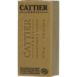 Cattier Heilerde Seife mit Honigduft - Normale Haut bis Mischhaut