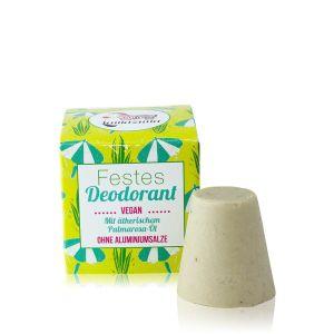 LMZ festes Deodorant - Palmarosa-Öl