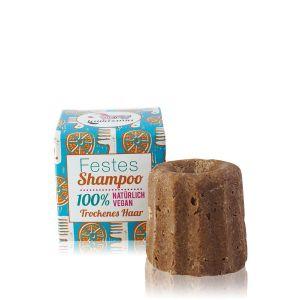 LMZ festes Shampoo Orange - trockenes Haar