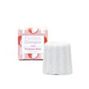 LMZ festes Shampoo Vanille-Kokos - trockenes Haar