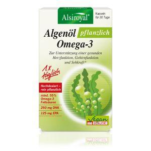 Algenöl pflanzlich Omega-3