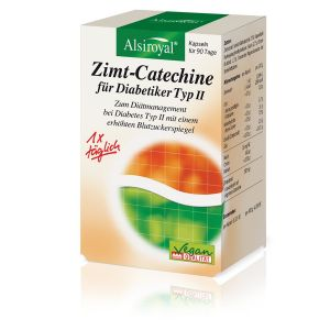 Zimt-Catechine  für Diabetiker Typ II