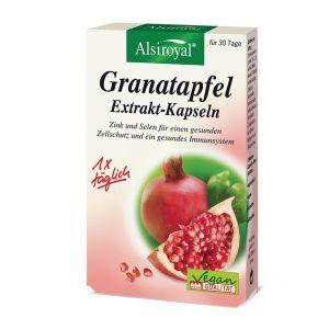 Granatapfel-Extrakt-Kapseln