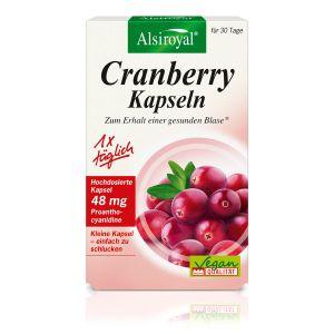 Cranberry-Kapseln