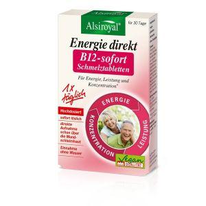 Energie direkt B12-sofort Schmelztabletten