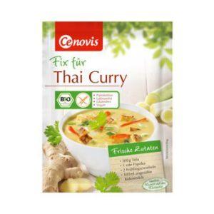 Fix fürThai Curry, bio