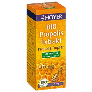 Propolis Extrakt, alkoholfrei BIO