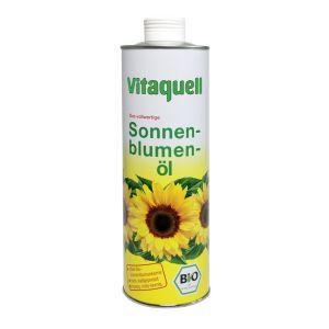 Sonnenblumenöl, vitale Bio-Saat