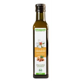 Mandel-Öl Bio nativ, kaltgepresst