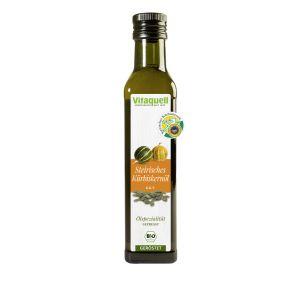 Steierisches Kürbiskern-Öl Bio geröstet, kaltgepresst g.g.A.