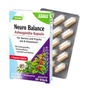 Neuro Balance Ashwagandha Kapseln 30 Stk