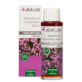 Heilkräuter-Bad Atemfrei & Bronchien Aktiv Thymian