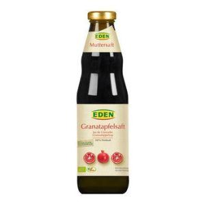 Granatapfelsaft Muttersaft bio