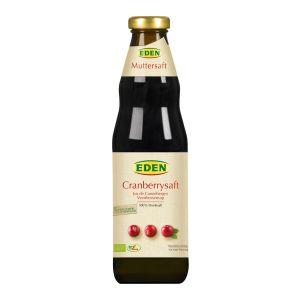 Cranberrysaft Muttersaft bio