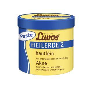 Luvos-Heilerde 2 hautfein - gebrauchsfertige Paste