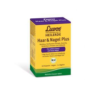 Luvos Haar & Nagel Plus Kapseln