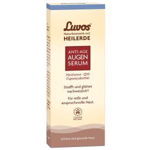 Luvos-Heilerde Anti-Aging Augenserum für reife und anspruchsvolle Haut