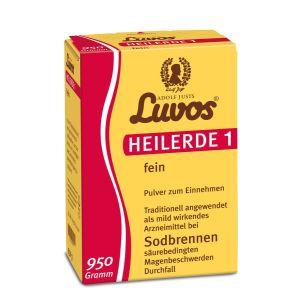 Luvos-Heilerde 1 fein
