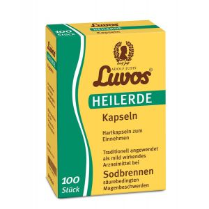Luvos-Heilerde Kapseln