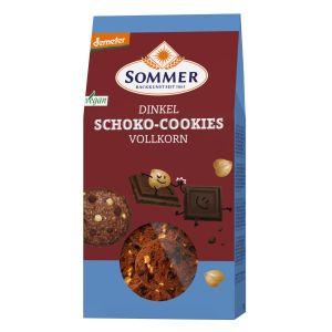 Demeter Dinkel Schoko Cookies, Vollkorn