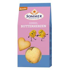 Demeter Dinkel Butter Herzen