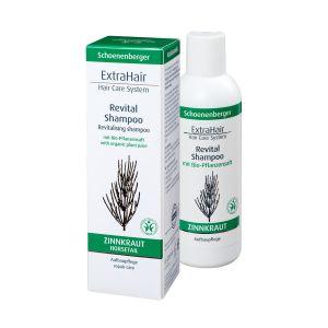 ExtraHair® Revital Shampoo mit Pflanzensaft Zinnkraut BDIH