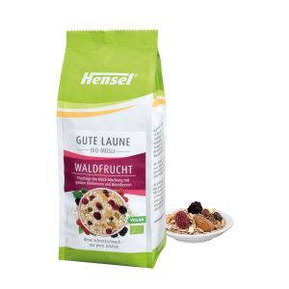 Hensel® Gute Laune Bio-Müsli Waldfrucht bio