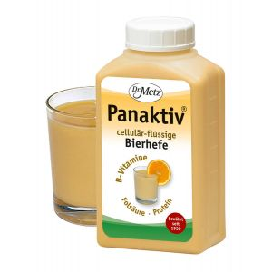 Panaktiv® - cellulär-flüssige Bierhefe
