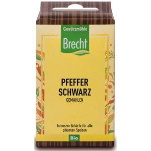 Pfeffer schwarz gemahlen - NFP