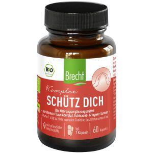 Brecht Schütz dich Komplex Nahrungsergänzungsmittel