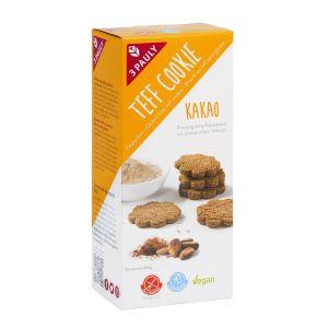 Teff Cookie Classic Kakao