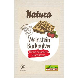 Weinstein-Backpulver