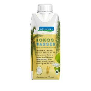 Kokoswasser bio