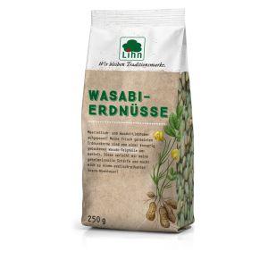 Wasabi-Erdnusskerne