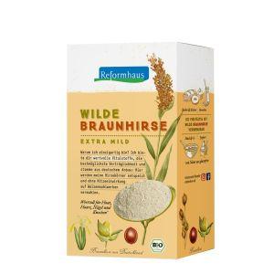 Wilde Braunhirse, fein vermahlen, bio
