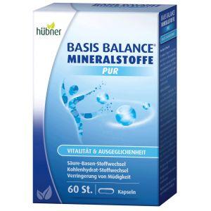 Basis Balance Mineralstoffe Pur 60 St.