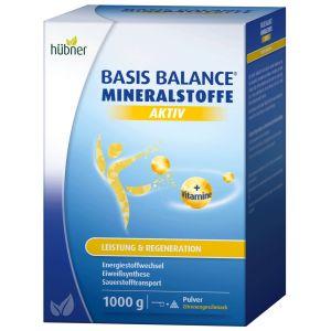 BASIS BALANCE® MINERALSTOFFE AKTIV