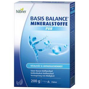 Basis Balance Mineralstoffe Pur