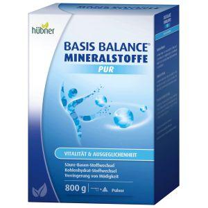 BASIS BALANCE® MINERALSTOFFE PUR 800 g