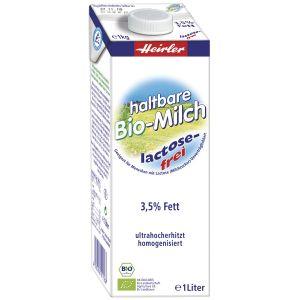 H-Milch lactosefrei 3,5%, bio