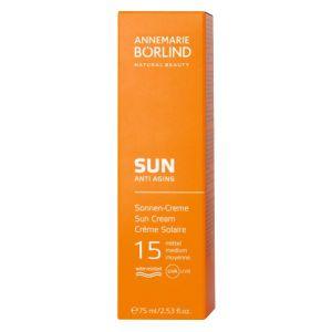 SUN ANTI AGING Sonnen-Creme LSF 15