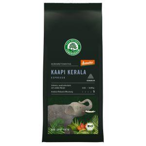 Kaapi Kerala Espresso, gemahlen