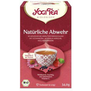 Yogi Tea® Natürliche Abwehr Bio
