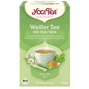 Yogi Tea® Weißer Tee mit Aloe Vera Bio