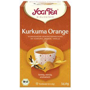 Yogi Tea® Kurkuma Orange Bio