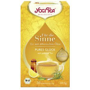 Yogi Tea® Für die Sinne Pures Glück Bio