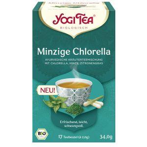Yogi Tea® Minzige Chlorella Bio