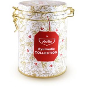 Geschenkdose Aryurvedic Collection