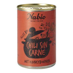 Nabio Chili Sin Carne