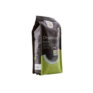 Bio Café Organico, Bohne